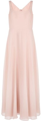 Marchesa Square Neck Bridesmaid Dress