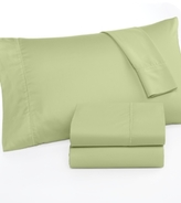 Martha Stewart CLOSEOUT! Collection 300 Thread Count Cotton Queen Flat Sheet