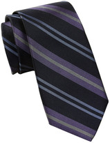 Ben Sherman Silk Stripe Tie