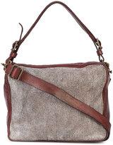 Campomaggi box-style shoulder bag