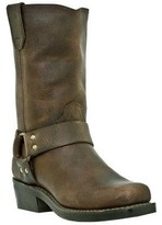 Dingo Leather Motorcycle Boots - Molly