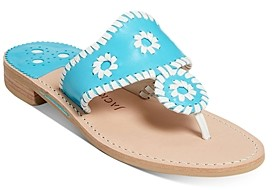 Jack Rogers Women's Jacks Whipstitch Sandals
