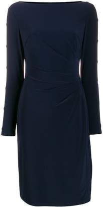 Lauren Ralph Lauren boat neck dress