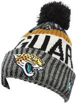 New Era Jaguars Nfl Sideline Knit Beanie Hat