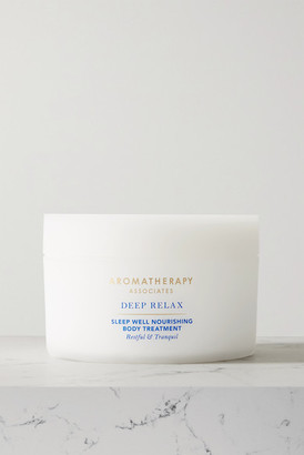 Aromatherapy Associates Deep Relax Body Treatment, 200ml - Colorless