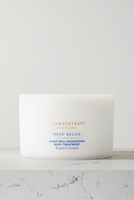Aromatherapy Associates Deep Relax Body Treatment, 200ml