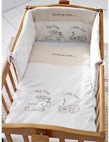 Saplings Animal Crib Bumper Set