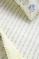 Anthropologie Archer Crib Sheet
