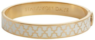 Halcyon Days Gold Agama Bangle