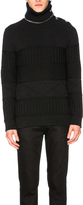 Givenchy Knit Turtleneck Sweater