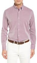 Peter Millar Men's Perfect Pinpoint Regular Fit Sport Shirt