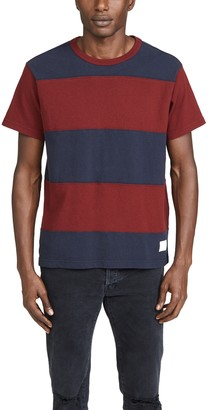 Levi's Short Sleeve Mighty Made Pieced Tee