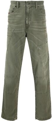Diesel D-Azzer straight-leg jeans