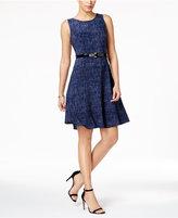 Tommy Hilfiger Print Jersey Dress