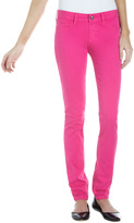 Fade to Blue Spring Street Skinny Jeans, Pink