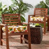 Esprit 20-inch Outdoor Chair Cushion (Set of 2)