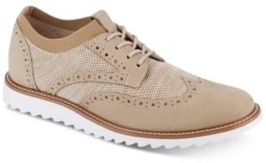 Dockers Hawking Knit Smart Series Wingtip Oxfords Men's Shoes