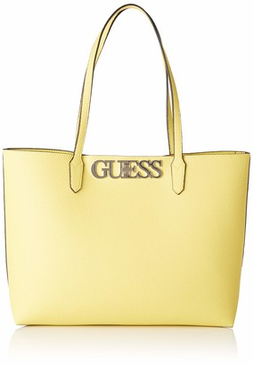 GUESS Uptown Chic Barcelona Tote Womens