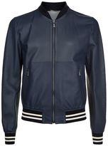Dolce & Gabbana Mesh Blouson Jacket
