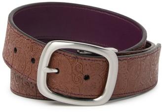 Robert Graham Hartley Reversible Belt