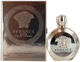 Versace Women's 3.4Oz Eros Pour Femme Eau De Parfum Spray