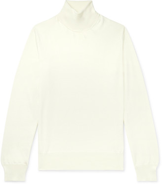 Dolce & Gabbana Cashmere And Silk-Blend Rollneck Sweater
