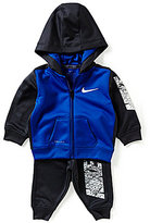 Nike Baby Boys 3-9 Months Therma-FIT Fleece Jacket and Pants Set
