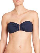 Zimmermann Separates Wide Link Bandeau Bikini Top