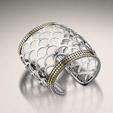 John Hardy NAGA COLLECTION Extra-Wide Cuff
