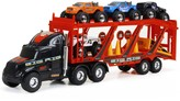 """New Bright 22"""" Big Foot Car Carrier with 4 Trucks & Accessories"""