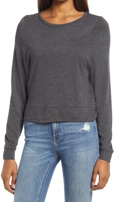 Madewell Highpoint Dolman Sleeve T-Shirt