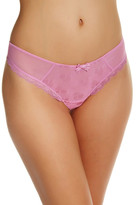 Free People Lacy Thong