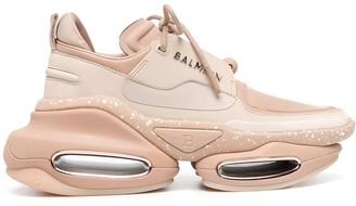 Balmain B-Bold chunky sole sneakers