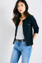 Jack Wills Langford Cable Cardigan