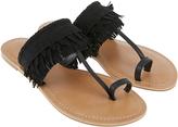 Monsoon Fenella Fringe Sandals