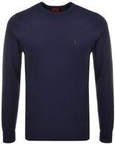 Luke 1977 Long Honey T Shirt Navy