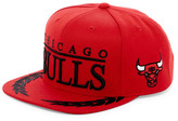 Mitchell & Ness Bulls NBA Laurel Snapback