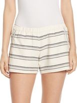 Hatch Relaxed Striped Shorts