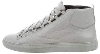 Balenciaga Arena High-Top Sneakers
