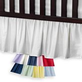 Bed Bath & Beyond T. L. Care Cotton Percale Crib Bed Skirt