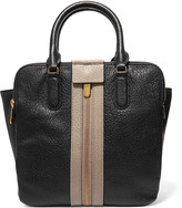 Marc by Marc Jacobs Roadster textured-leather tote