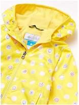 Columbia Kids Mini Pixel Grabbertm II Wind Jacket (Toddler) (Buttercup Polka Pets) Kid's Clothing