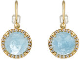 Irene Neuwirth Women's Gemstone Double-Drop Earrings