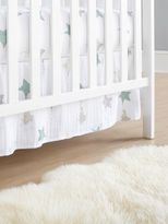 Aden Anais Up Up And Away Cotton Muslin Crib Skirt