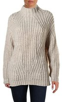 Sanctuary Women's Oval Mock Sweater