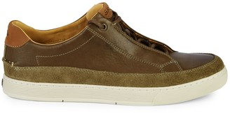 Sperry Milbridge Low-Top Leather Sneakers