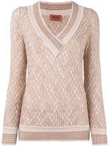 Missoni V-neck pullover