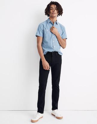 Madewell Slim Everyday Flex Jeans in Hastings Wash