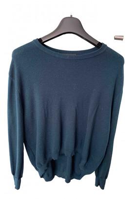 Cédric Charlier Green Wool Knitwear for Women