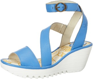 Fly London Women's Yesk Platform Sandal